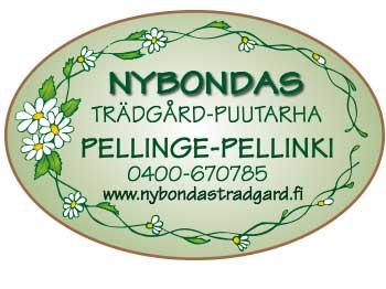 Nybondas Trädgård logo